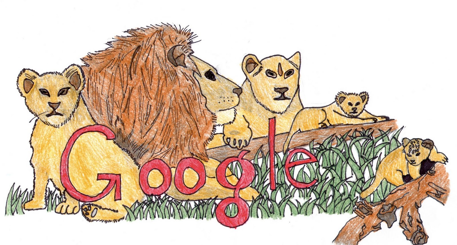 Google Doodle Competition for Kid